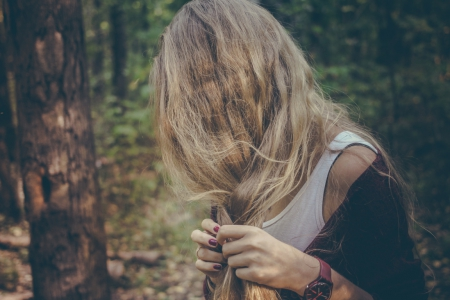 cheveux-tresse