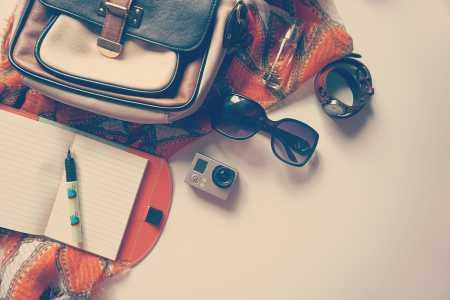 Essentiels dans mon sac
