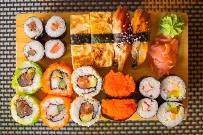 présentation-sushi