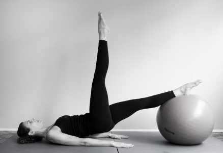 Pilates-ballon