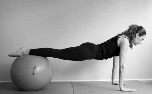 Pilates-gainage