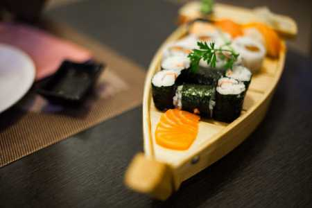 bateau-sushi